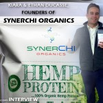 An Interview With Kiara & Ethan Ducasse, Founders Of SynerChi Organics