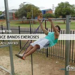 how to do band assisted front levers