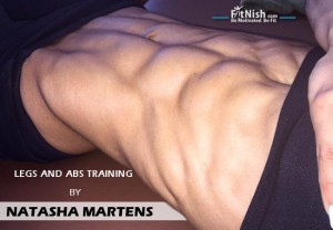 Legs And Abs Training And Full Workouts With Natasha Martens