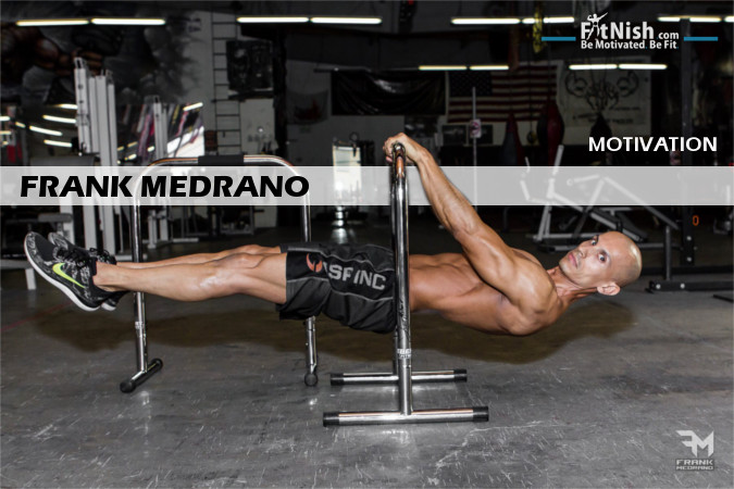 Frank Medrano Motivation