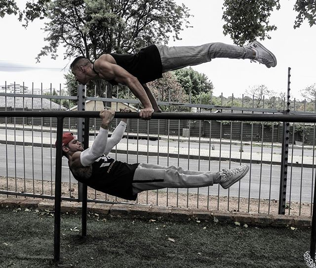 Calisthenics Training And Tips And Where To Start, With Matt Curran!