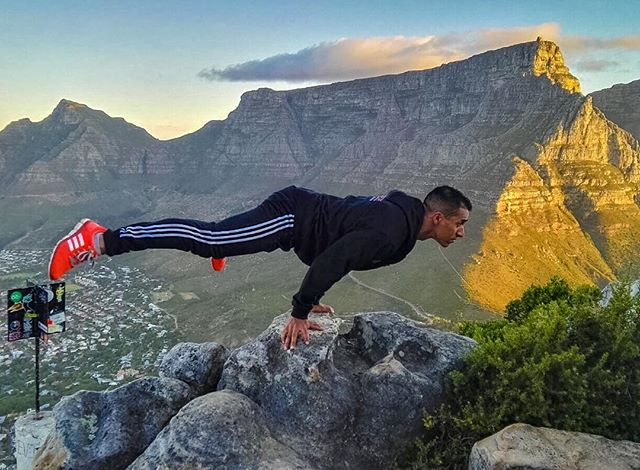 Calisthenics Training And Tips And Where To Start, With Adam Deane!