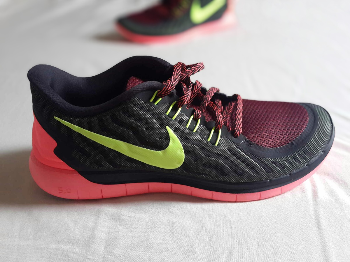 Nike Free 5.0 Print Running Shoe Review