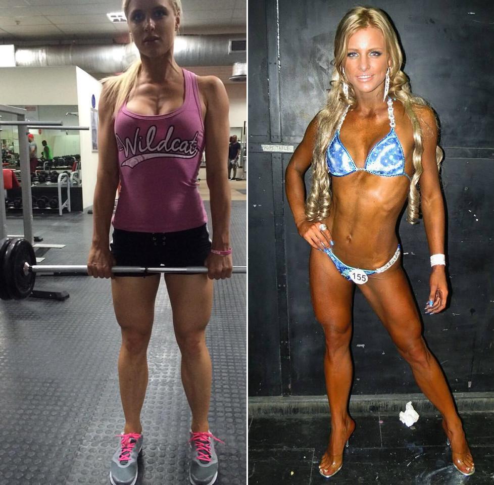 Kirsten Allnutt's Leg And Ab Training Secrets And Tips!