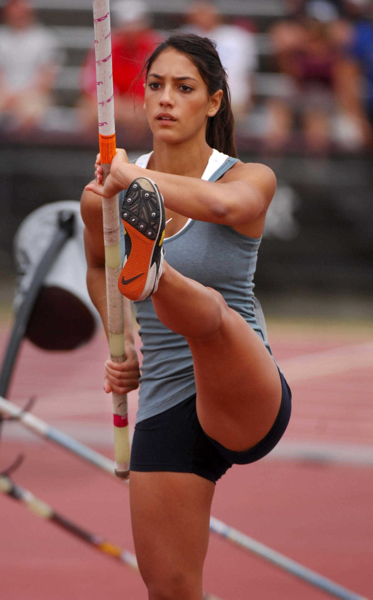 Two Roads With Allison Stokke By Go Pro! | FitNish.com