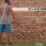 Fit & Flex Fridays!| Calisthenics + Bodybuilding Back workout