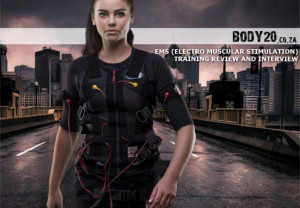Body 20 EMS (Electro Muscular Stimulation) Training Review And Interview