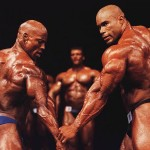 Shawn Ray Versus Kevin Levrone