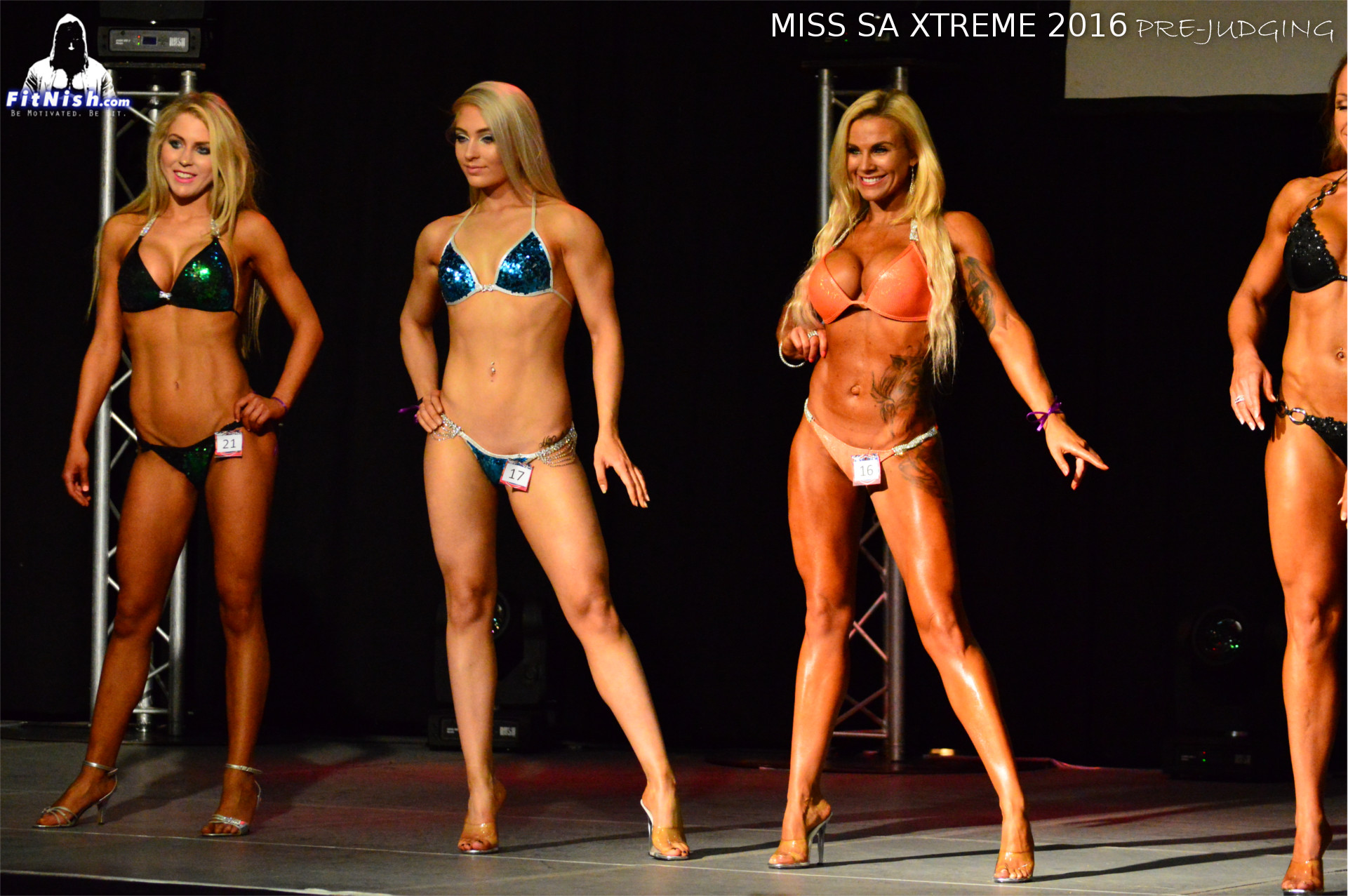 Miss SA Xtreme 2016 | Pre Judging Gallery