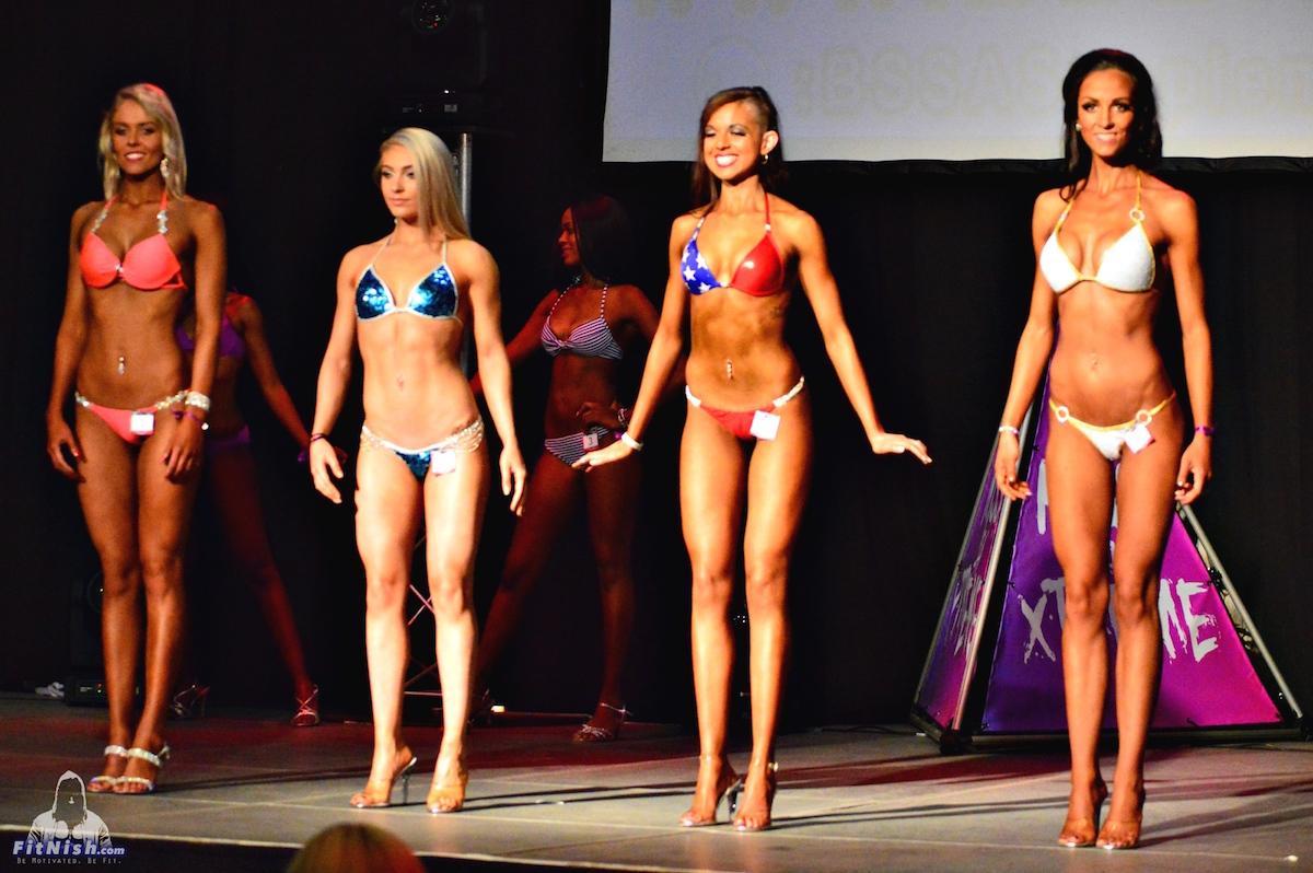 Ladies Beach Bikini under 23 Years: