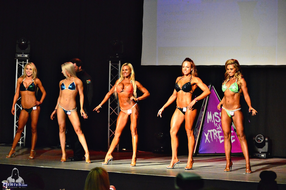 Ladies Fitness Bikini up to 163cm: