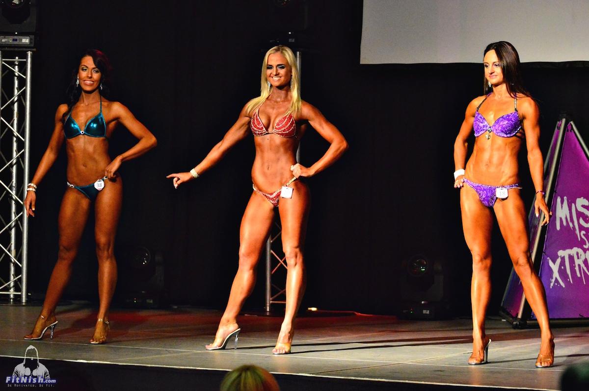 Ladies Fitness Bikini over 163cm: