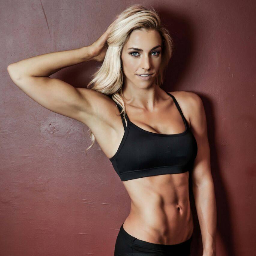 FitNish.com Interview With Fitness Bikini Athlete, Courtney Jayd Chapman