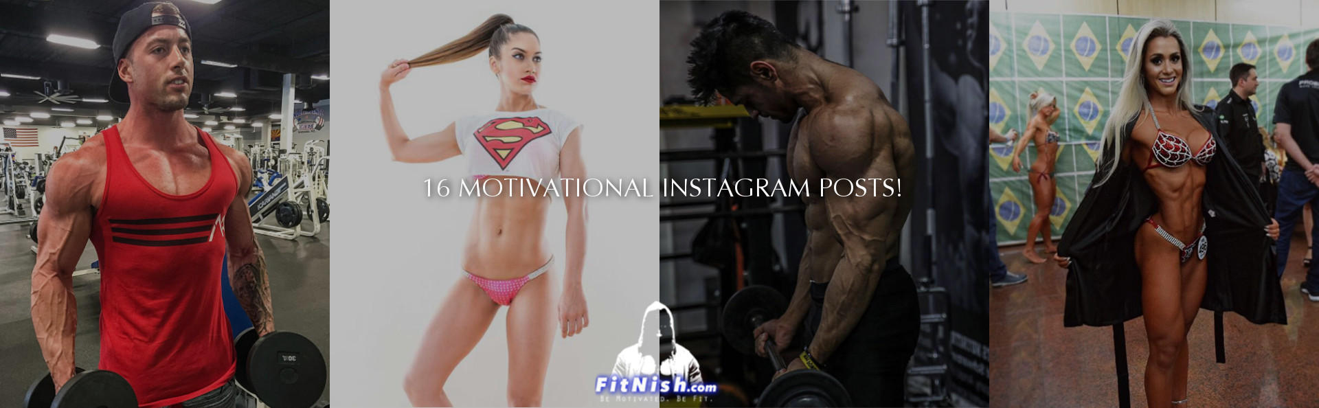 16 Fit, Motivational Instagram Posts From Around The Web! 3rd Edition