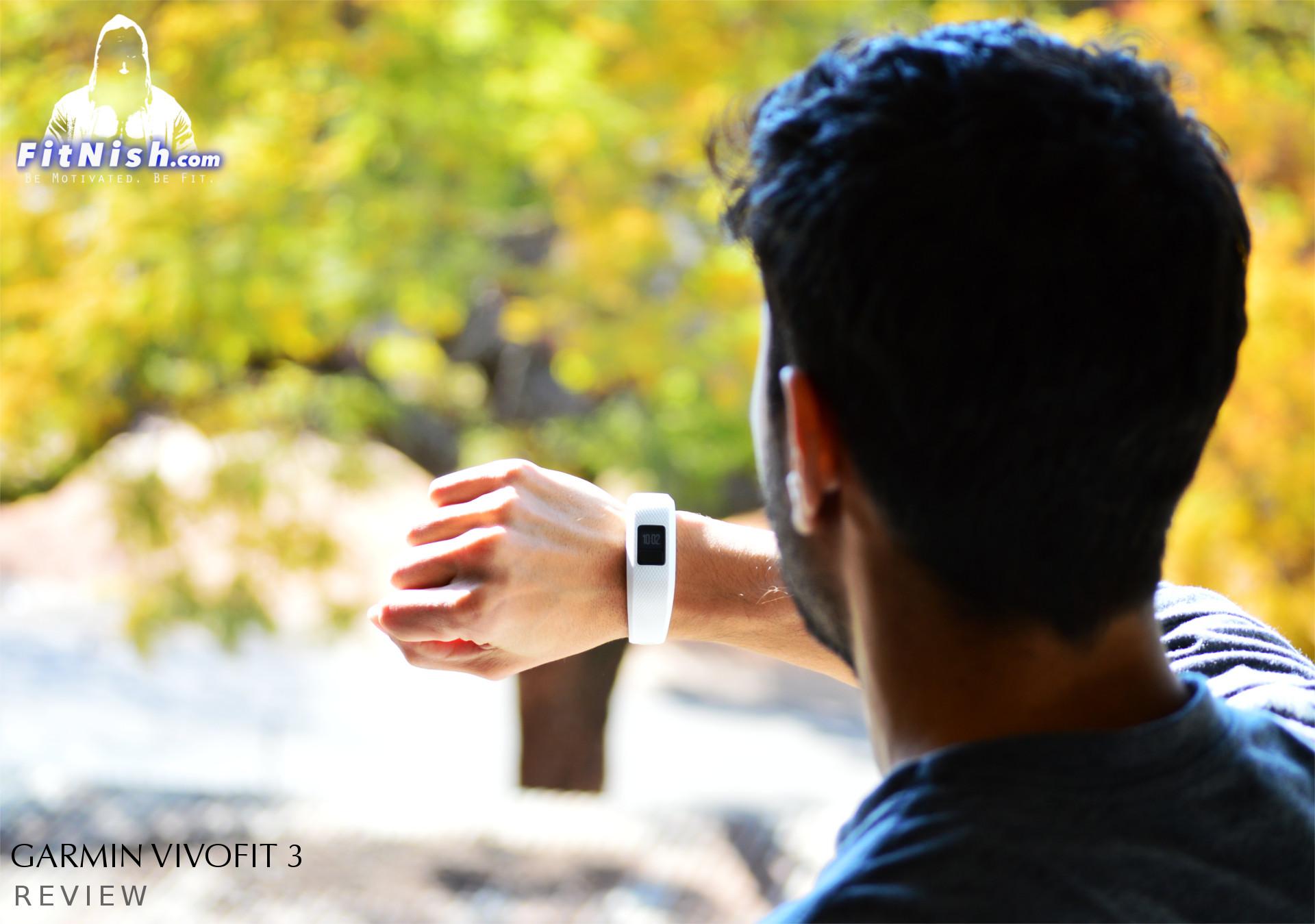 Garmin Vivo Fit 3 Review