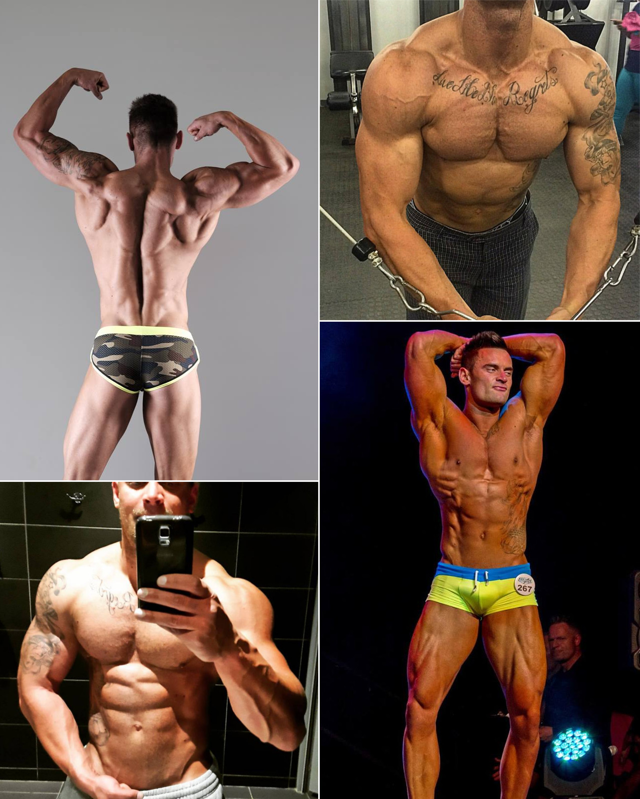 FitNish.com Interview With Fitness Model, Jason Mc Auliff