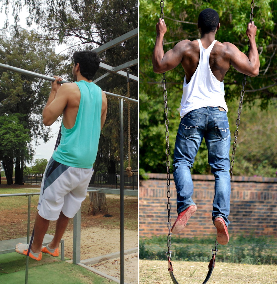 The Fit Five! 5 Tips For Progressing With Calisthenics Training
