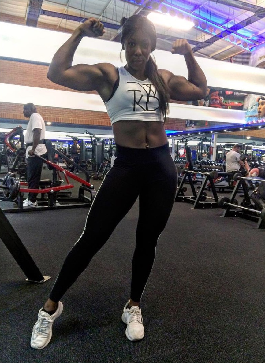 Fitnish.com interview With Online Coach And Upcoming Fitness Athlete, Zinhle Masango