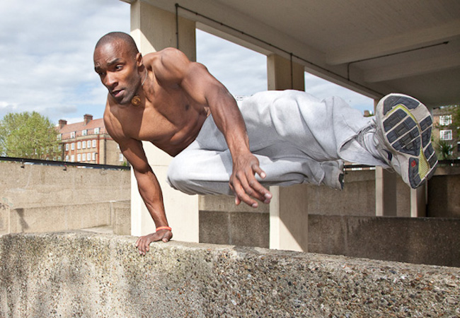 Sebastien Foucan, Founder Of Free Running   Our Relationship With Fear