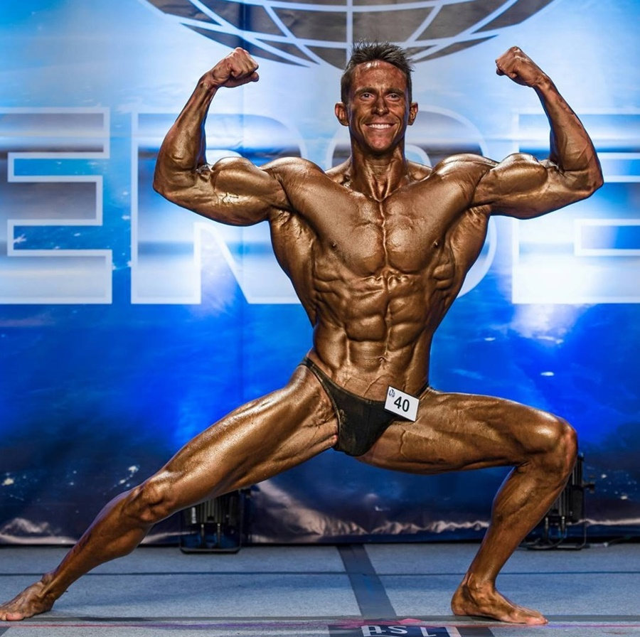 Fitnish.com interview With Exercise physiologist And Bodybuilder, Jason Dunning