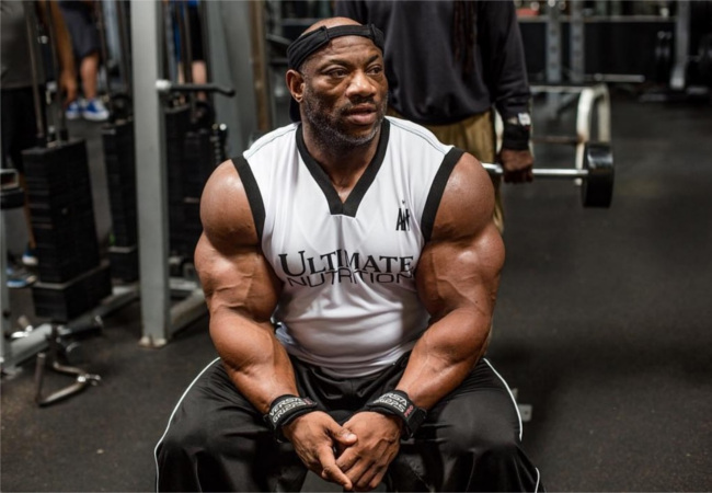 Image result for dexter jackson arms