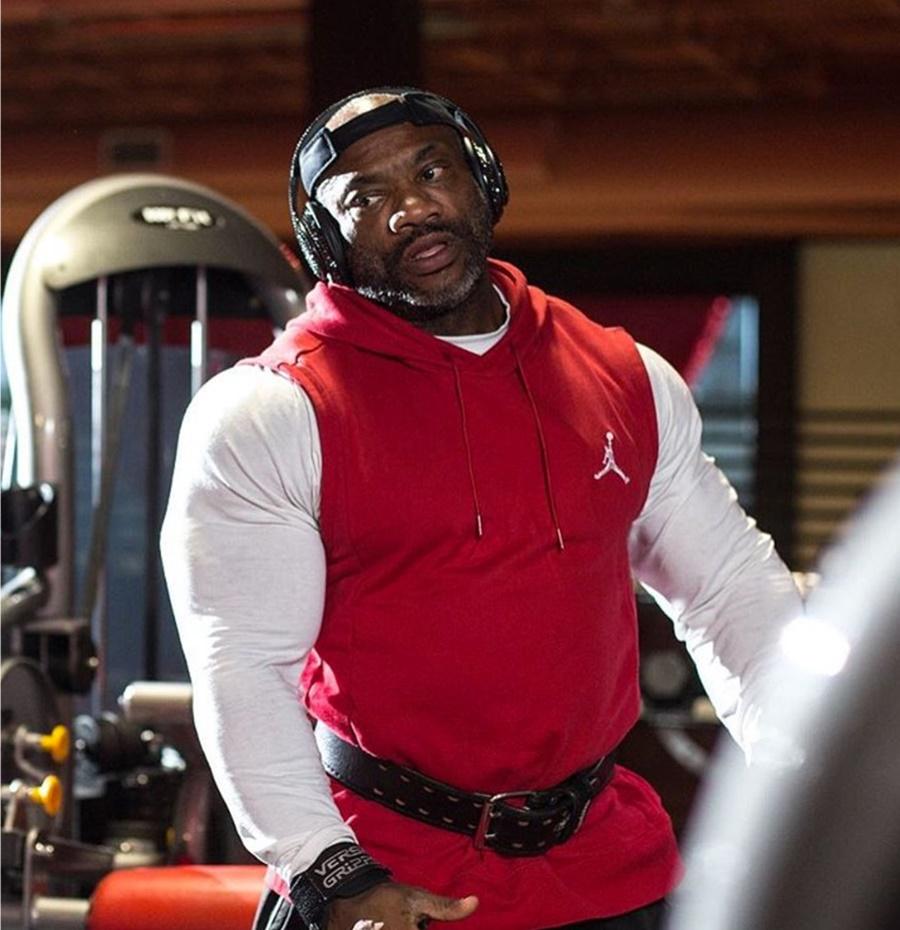 5 Time Arnold Classic Champion, Dexter Jackson Motivation!