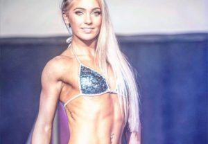 Interview With 18 Yr Old Fitness Competitor, Gabi Barras