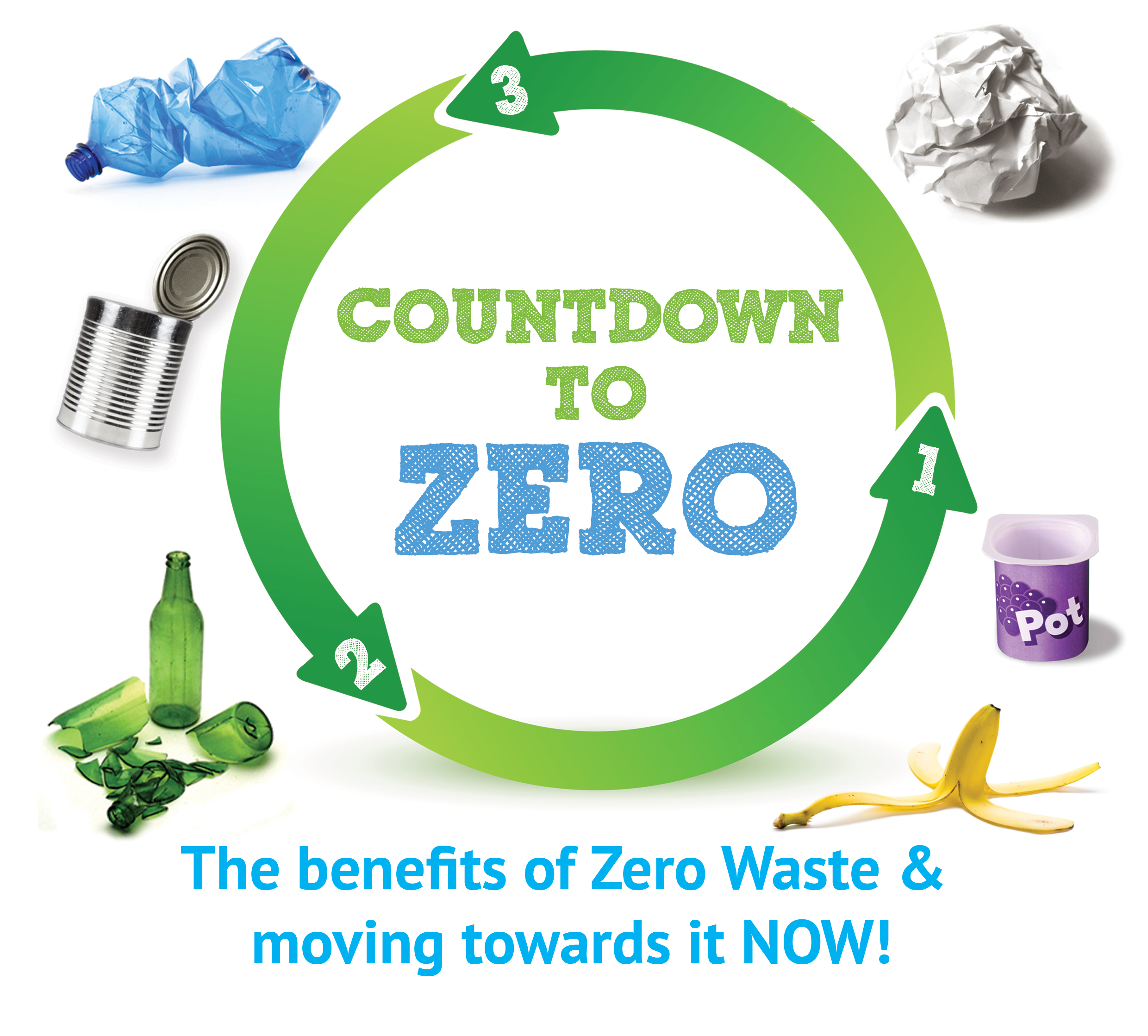 Two Adults, Two Kids, Zero Waste | by Bea Johnson
