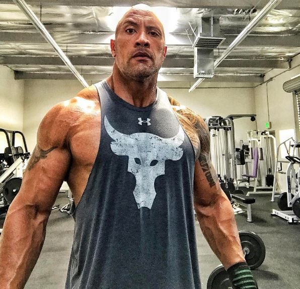 The Rock's Ultimate Workout!The Rock's Ultimate Workout!