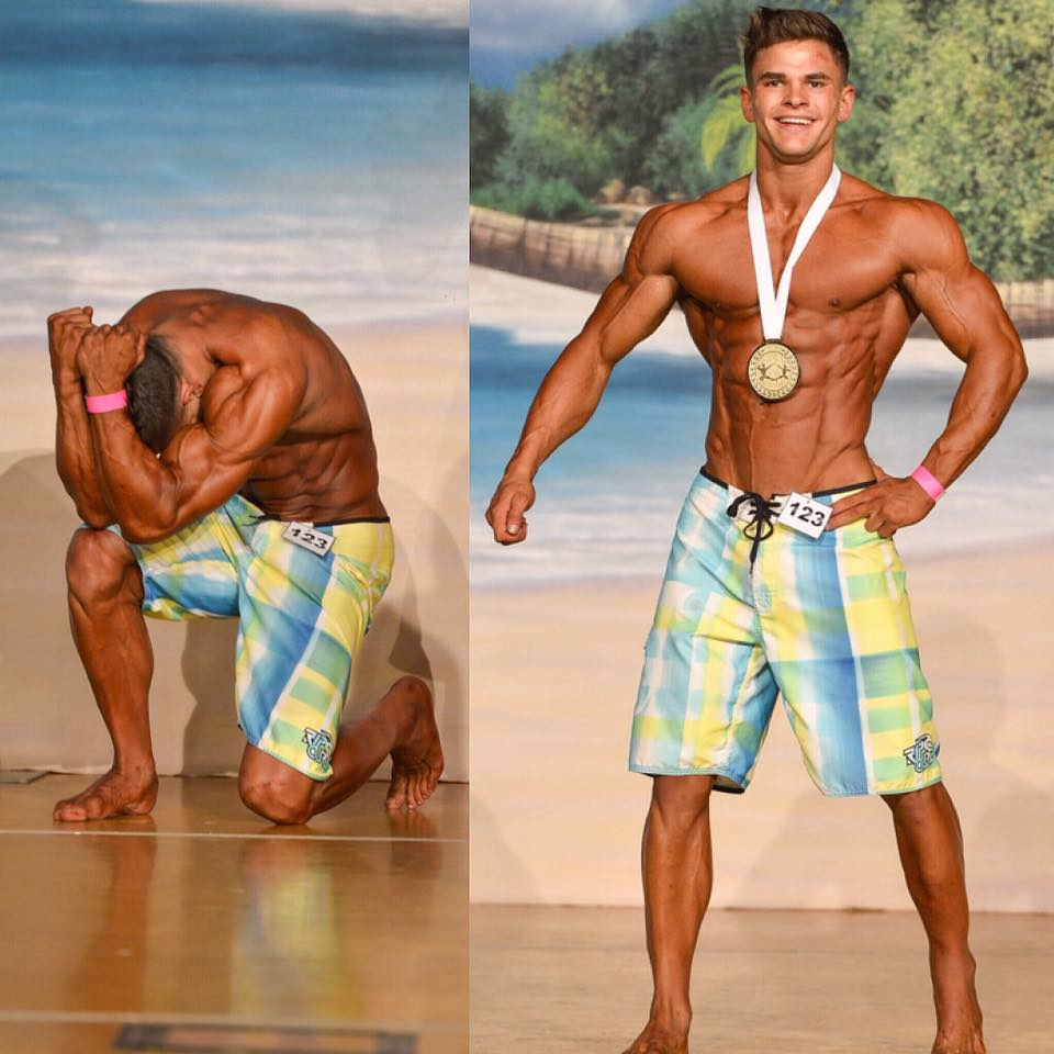 Fitnish.com interview With IFBB Muscular Physique Champion, Roger De Kramer