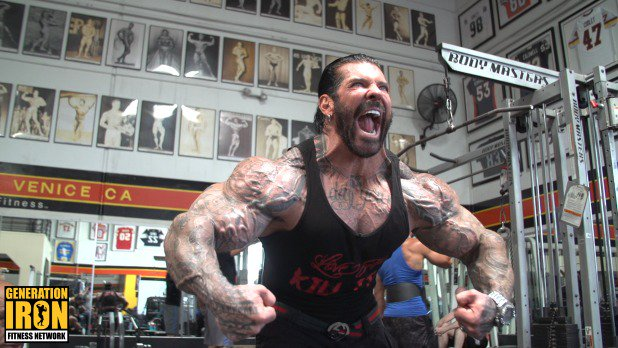 Rich Piana Talks Some Truth About Steroids And Death!