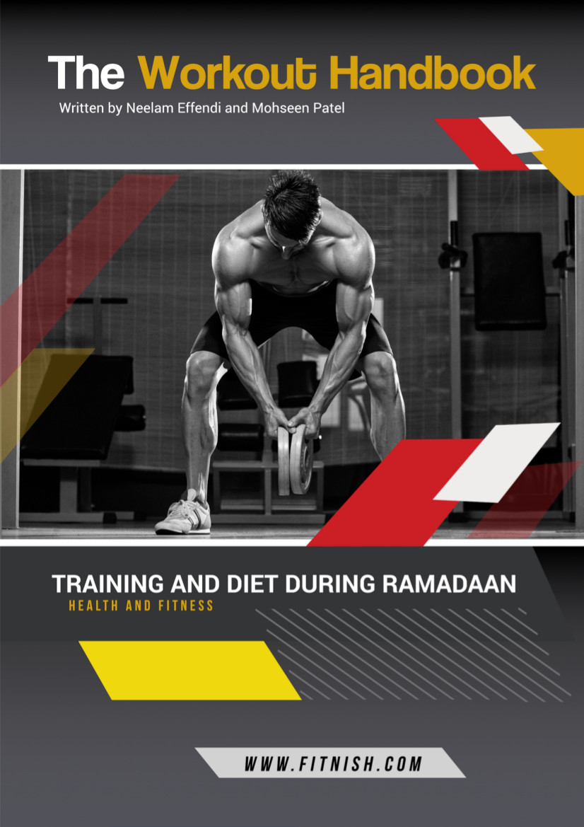 The Workout Handbook | Training And Diet During Ramadan