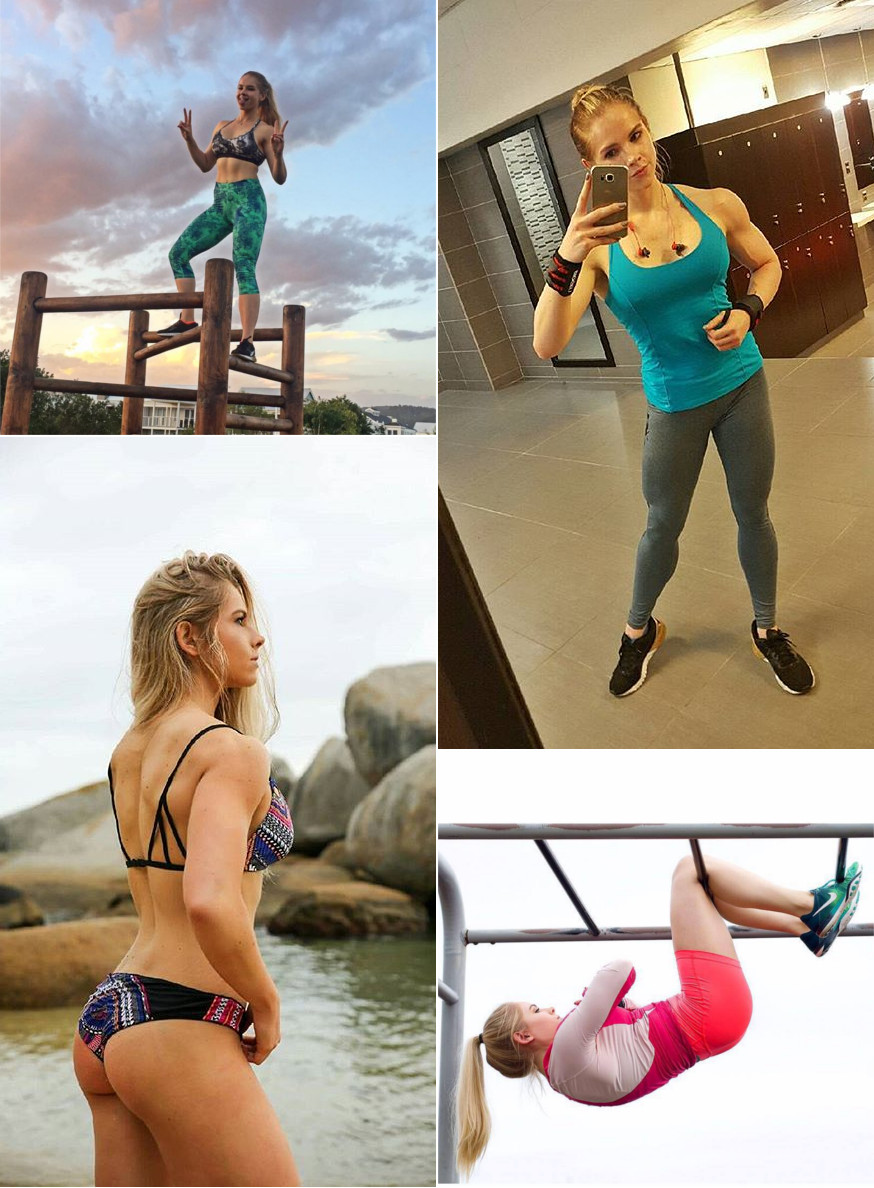 Fitnish.com interview With Body Fitness Champ, Kylie Opperman