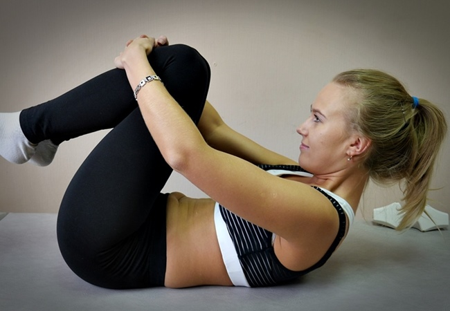 Spinal Flexibility With GMB Fitness