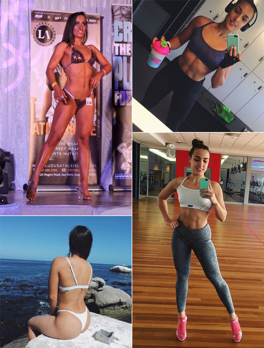 One On One With Personal Trainer, Cassandra Veldtman