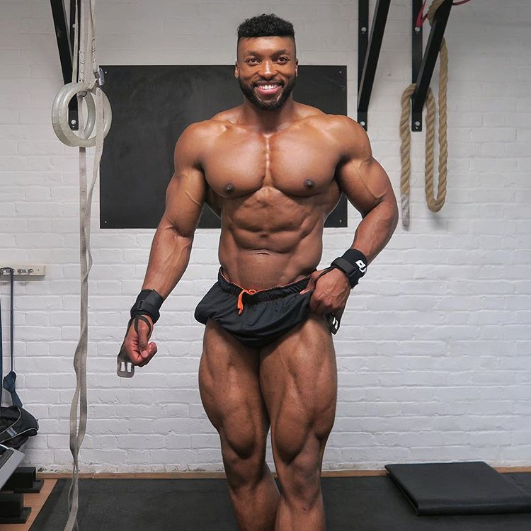 How To Build A Massive Back With Obi Vincent By Fit Media Channel