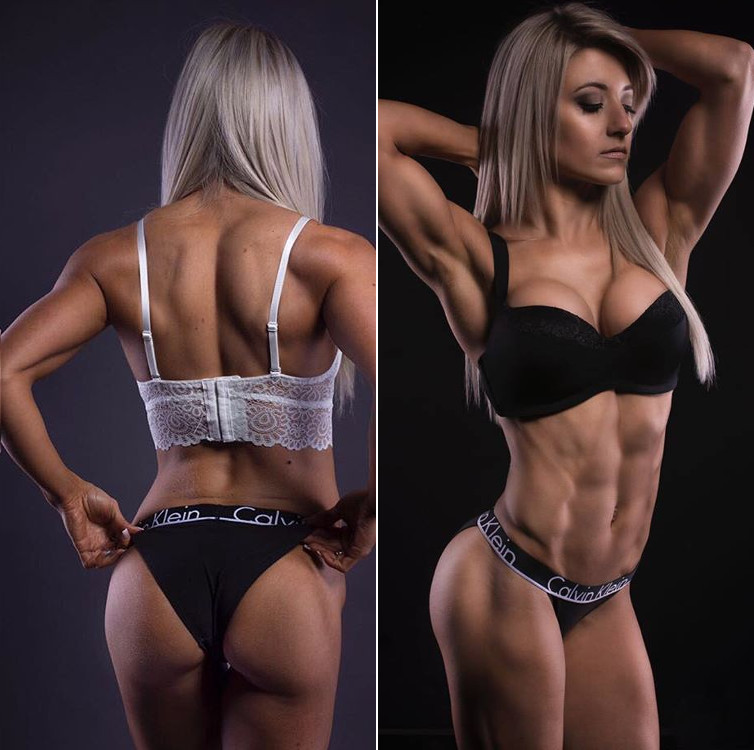 Fitnish.com Interview With USN Ambassador And Fitness Bikini Athlete, Louise Du Preez