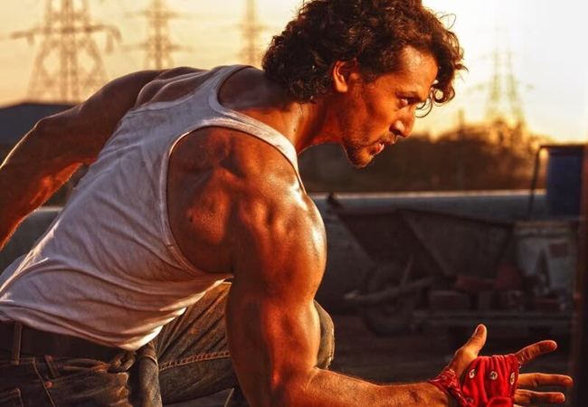 Tiger Shroff Motivation!