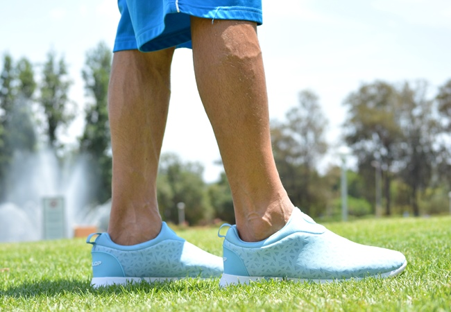 Ballop Sky Blue Fashion Sneaker Review