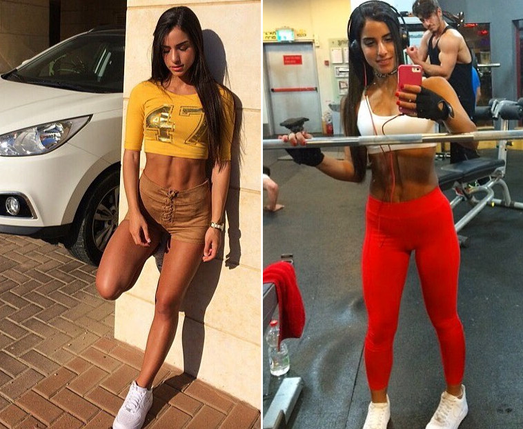 Avital Cohen Motivation! Pictures And Training Clips