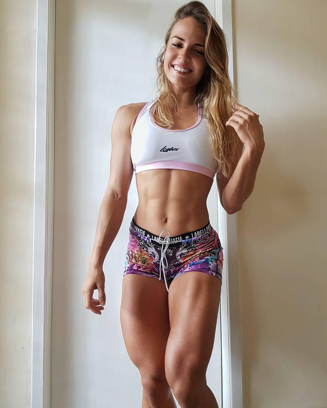Vanessa Garcia Motivation | Training Clips