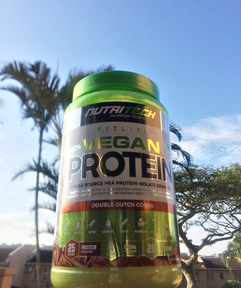 Nutritech FitLife Vegan (Pea) Protein Powder Review