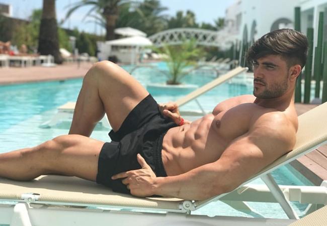 PRO Men's Physique, Mario Hervas Motivation
