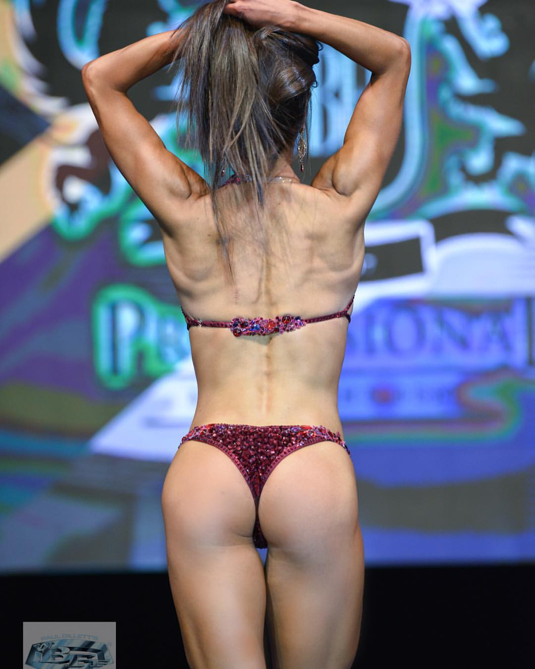 Leg Training With Wbff Pro Irina Nesterova