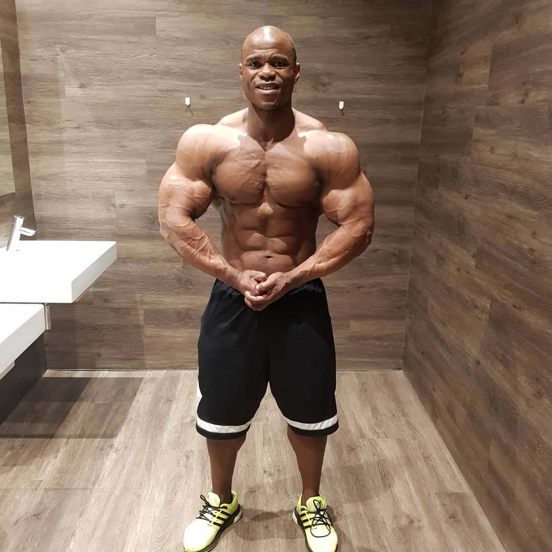 fitnish.com interview With Trainer And Bodybuilder, Mdu Green