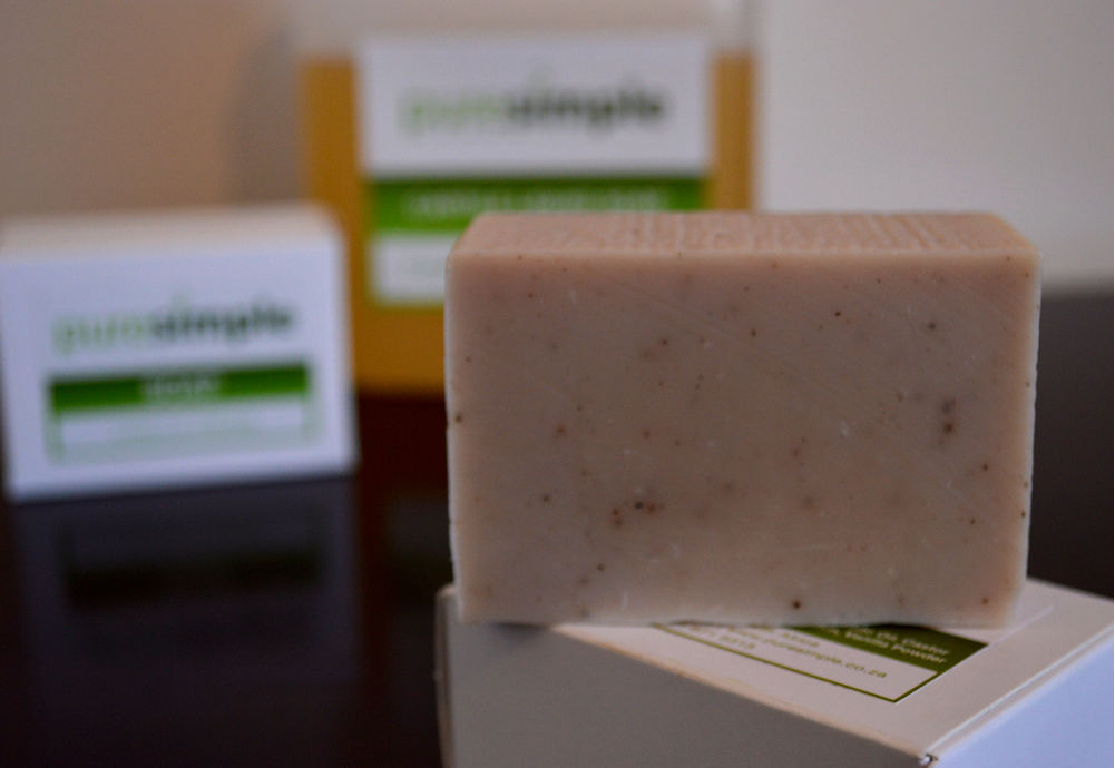 A Look At Puresimple's Handmade Natural Soaps That Double As Shampoo Bars