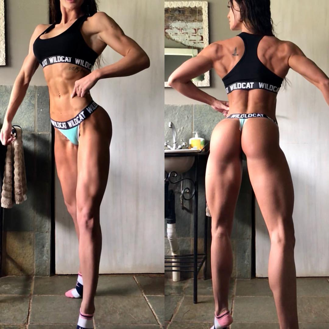 USN Face Of Fitness Winner And IFBB Elite Pro, Shelby Jessica Neves