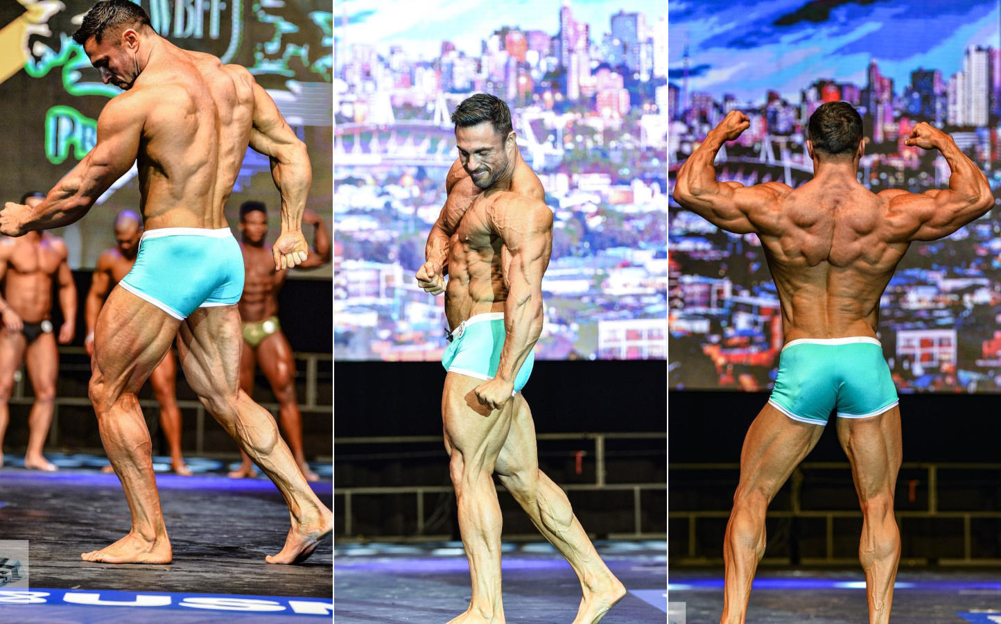 One On One With WBFF Pro, Robert Smith