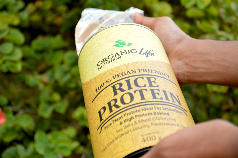 Organic Life Rice Protein Powder Review