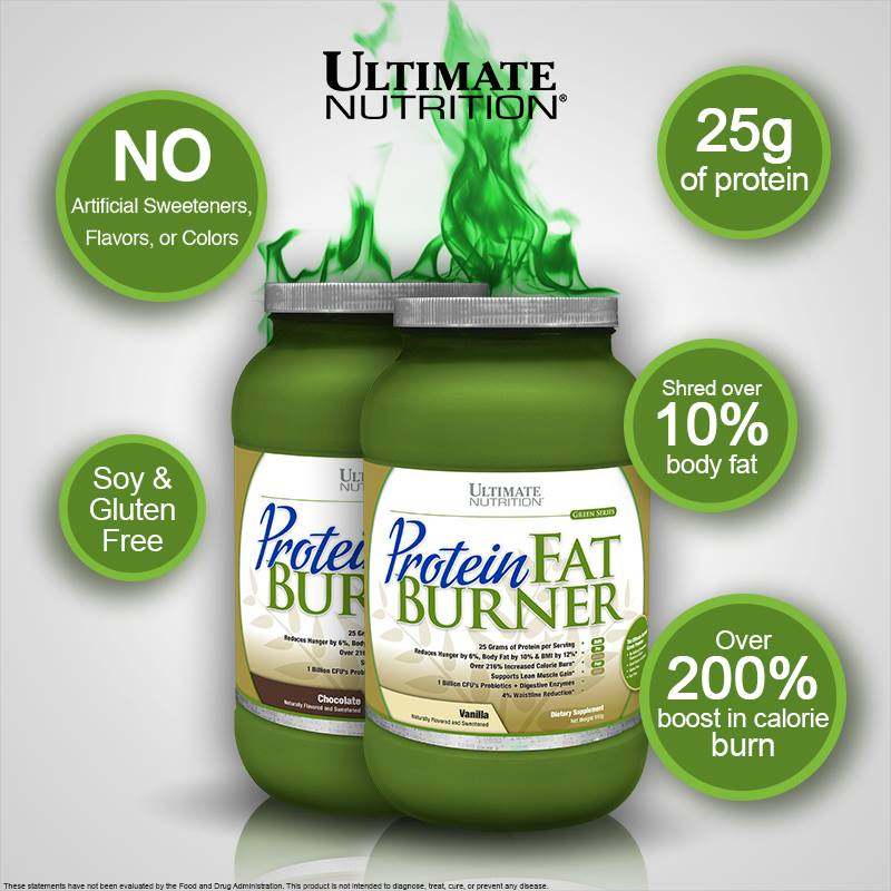 Protein Fat Burner Powder Review